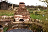 Natural Stone Pizza Oven